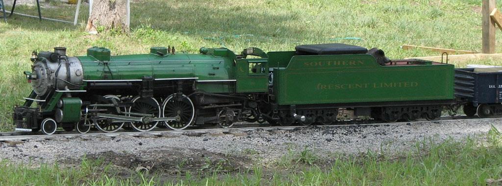 Welcome to the Cincinnati Railroad Club - Trainfest 2009 in Owosso, MI Club
